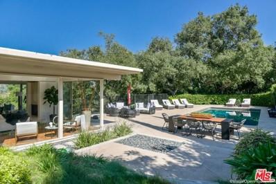 1490 El Mirador Drive, Pasadena, CA 91103 - MLS#: 17281586