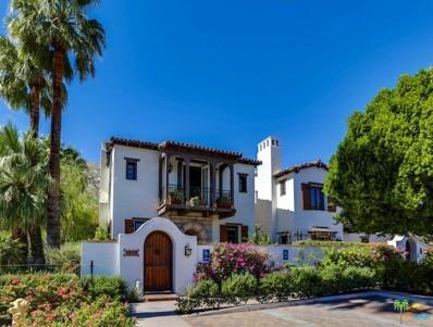 287 S Cahuilla Road, Palm Springs, CA 92262 - MLS#: 17281590PS