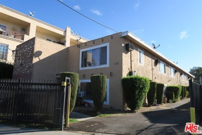 6058 Hazelhurst Place, North Hollywood, CA 91606 - MLS#: 17281618