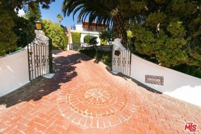 6801 Iris Circle, Los Angeles, CA 90068 - MLS#: 17282096