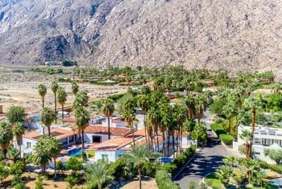 486 W PATENCIO Lane, Palm Springs, CA 92262 - MLS#: 17282112PS