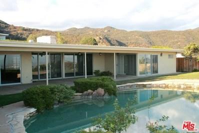 16670 Charmel Lane, Pacific Palisades, CA 90272 - MLS#: 17282140
