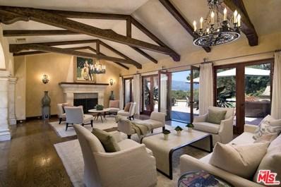 4066 SONRIENTE Road, Santa Barbara, CA 93110 - MLS#: 17282524