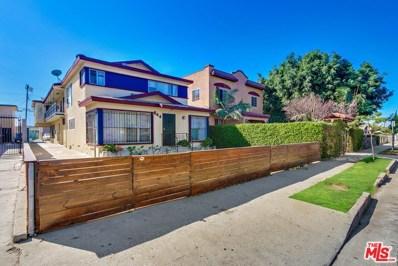 844 W 52ND Street, Los Angeles, CA 90037 - MLS#: 17282530