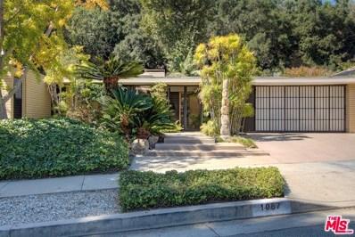 1087 MORAGA Drive, Los Angeles, CA 90049 - MLS#: 17282976