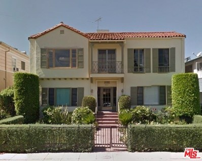 433 S Sherbourne Drive UNIT 104, Los Angeles, CA 90048 - MLS#: 17283060