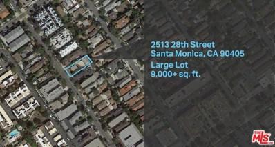 2513 28TH Street, Santa Monica, CA 90405 - MLS#: 17283202