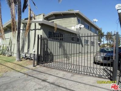 641 W Century, Los Angeles, CA 90044 - MLS#: 17283534