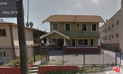 904 S Normandie Avenue, Los Angeles, CA 90006 - MLS#: 17283540