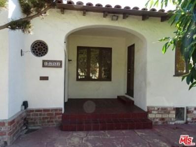 1652 S Hayworth Avenue, Los Angeles, CA 90035 - MLS#: 17284064