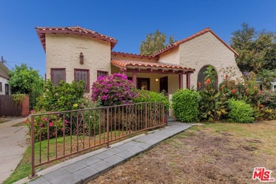 327 N Edinburgh Avenue, Los Angeles, CA 90048 - MLS#: 17284438