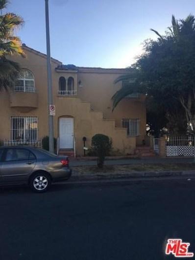 8320 S Harvard Boulevard, Los Angeles, CA 90047 - MLS#: 17285112