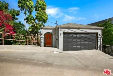 4798 GLENALBYN Drive, Los Angeles, CA 90065 - MLS#: 17285510