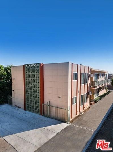 5462 Barton Avenue, Los Angeles, CA 90038 - MLS#: 17285524