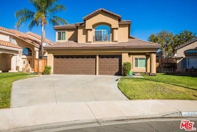 40772 Ginger Blossom Court, Murrieta, CA 92562 - MLS#: 17285858