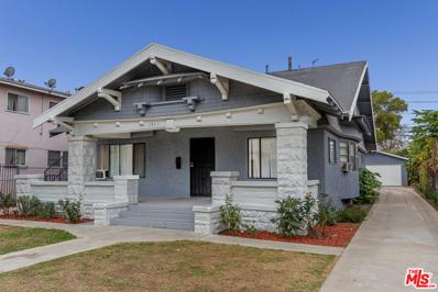 1801 S Van Ness Avenue, Los Angeles, CA 90019 - MLS#: 17286402