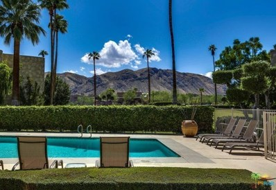 2454 E Palm Canyon Drive UNIT 1C, Palm Springs, CA 92264 - MLS#: 17286624PS