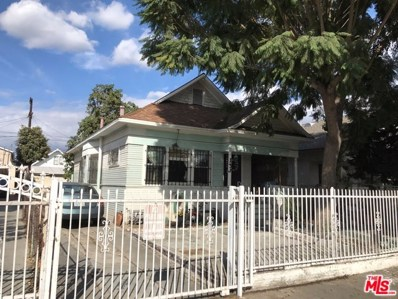 133 W 43RD Street, Los Angeles, CA 90037 - MLS#: 17286726