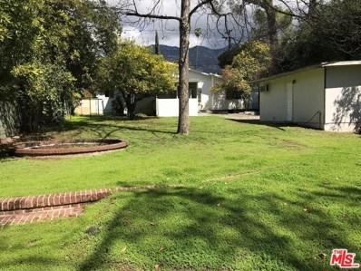 338 E Mendocino Street, Altadena, CA 91001 - MLS#: 17286732
