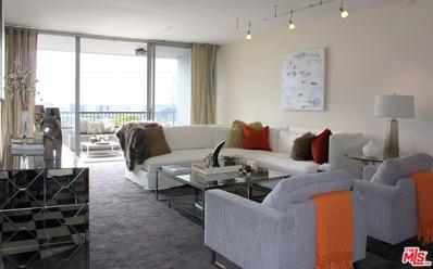 1100 Alta Loma Road UNIT 707, West Hollywood, CA 90069 - MLS#: 17286882