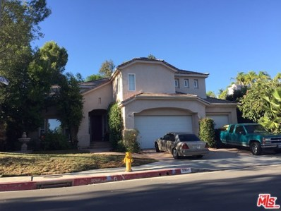 5901 Vista De La Luz, Woodland Hills, CA 91367 - MLS#: 17287066