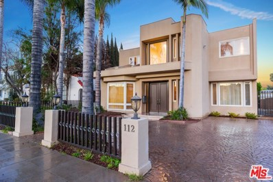 112 N Elm Drive, Beverly Hills, CA 90210 - MLS#: 17287174