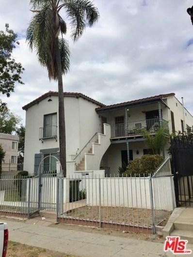 1221 S Arapahoe Street, Los Angeles, CA 90006 - MLS#: 17287684