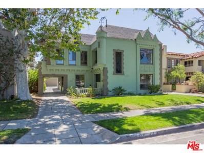 1212 S La Jolla Avenue, Los Angeles, CA 90035 - MLS#: 17288086