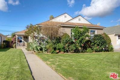 8385 Dunbarton Avenue, Westchester, CA 90045 - MLS#: 17288132