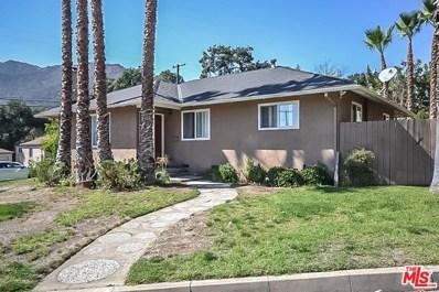 4105 Lauderdale Avenue, Glendale, CA 91214 - MLS#: 17288762