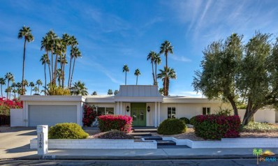 1266 S San Mateo Drive, Palm Springs, CA 92264 - MLS#: 17288904PS