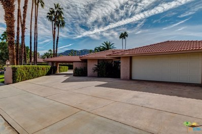 1177 E Sierra Way, Palm Springs, CA 92264 - MLS#: 17289160PS
