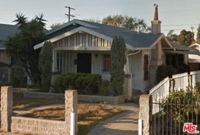 1835 W 43RD Street, Los Angeles, CA 90062 - MLS#: 17289218