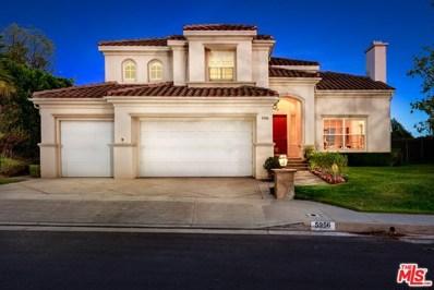 5956 Vista De La Luz, Woodland Hills, CA 91367 - MLS#: 17289436