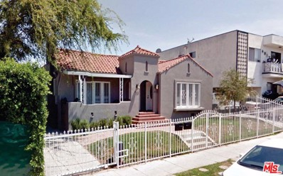 4521 Maplewood Avenue, Los Angeles, CA 90004 - MLS#: 17289550