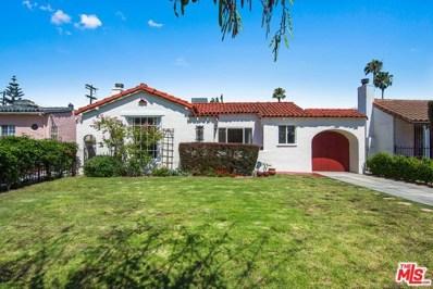 1612 S Corning Street, Los Angeles, CA 90035 - MLS#: 17289896