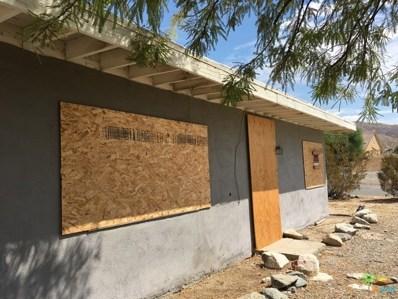 66232 Santa Rosa Road, Desert Hot Springs, CA 92240 - MLS#: 17290226PS