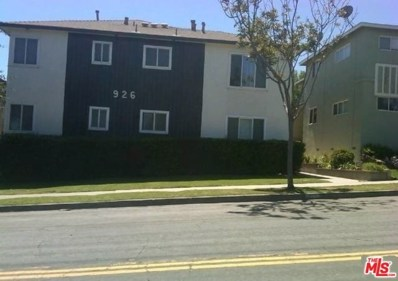 926 E Imperial Avenue UNIT 3, El Segundo, CA 90245 - MLS#: 17290492