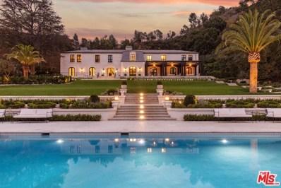 9550 HEATHER Road, Beverly Hills, CA 90210 - MLS#: 17290542