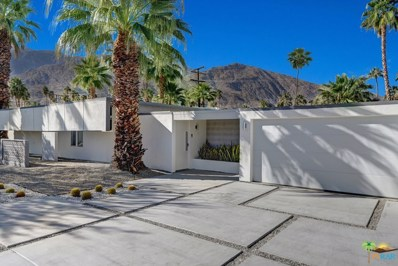 1020 E La Verne Way, Palm Springs, CA 92264 - MLS#: 17290890PS
