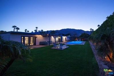 1280 E Delgado Road, Palm Springs, CA 92262 - MLS#: 17291036PS