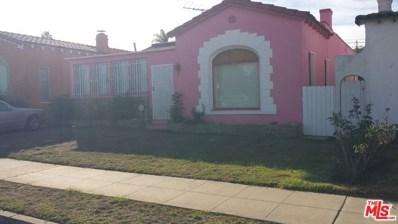 7519 8TH Avenue, Los Angeles, CA 90043 - MLS#: 17291170