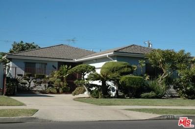 3773 S Norton Avenue, Los Angeles, CA 90018 - MLS#: 17291388