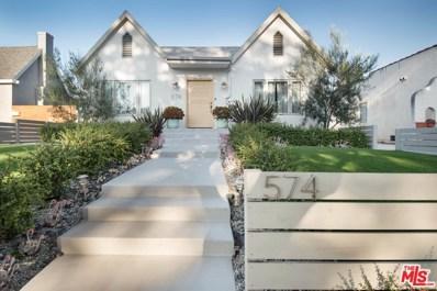574 N Plymouth, Los Angeles, CA 90004 - MLS#: 17291416