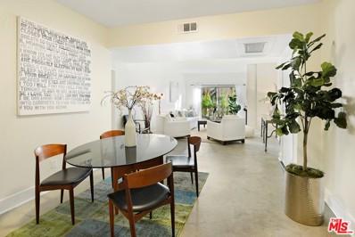 832 Palm Avenue UNIT 101, West Hollywood, CA 90069 - MLS#: 17291684
