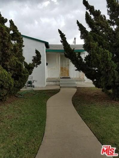 840 S Spruce Street, Montebello, CA 90640 - MLS#: 17291706