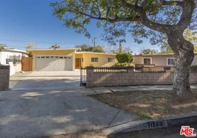 11568 Norris Avenue, San Fernando, CA 91340 - MLS#: 17291922