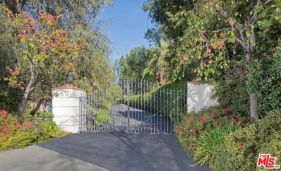 660 Club View Drive, Los Angeles, CA 90024 - MLS#: 17292232