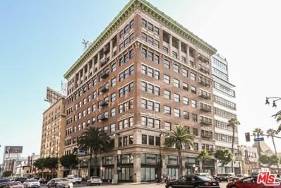 1645 N Vine Street UNIT 1005, Los Angeles, CA 90028 - MLS#: 17292676