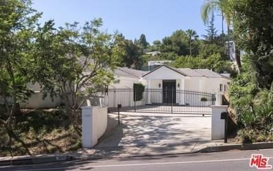 1605 Loma Vista Drive, Beverly Hills, CA 90210 - MLS#: 17293024